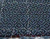 Vintage Fabric with Sashi...