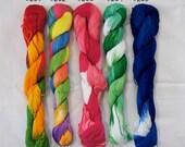 Sashiko Thread Variegated Color (145Meter/475ft.)