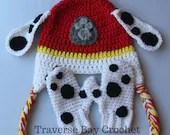Crochet Marshall Paw Patr...