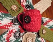 Coffee Tea Mug Cozy croch...
