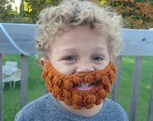 18 colors! Crochet beard ...