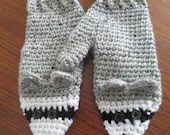 Crochet Adult Raccoon cri...