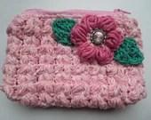 Crochet pattern zip flowe...
