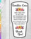 Care Card Template Etsy