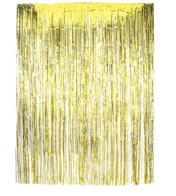 metallic gold fringe curtain gold fringe backdrop decoration photo backdrop curtain gold metallic curtain gold tassel curtain backdrop
