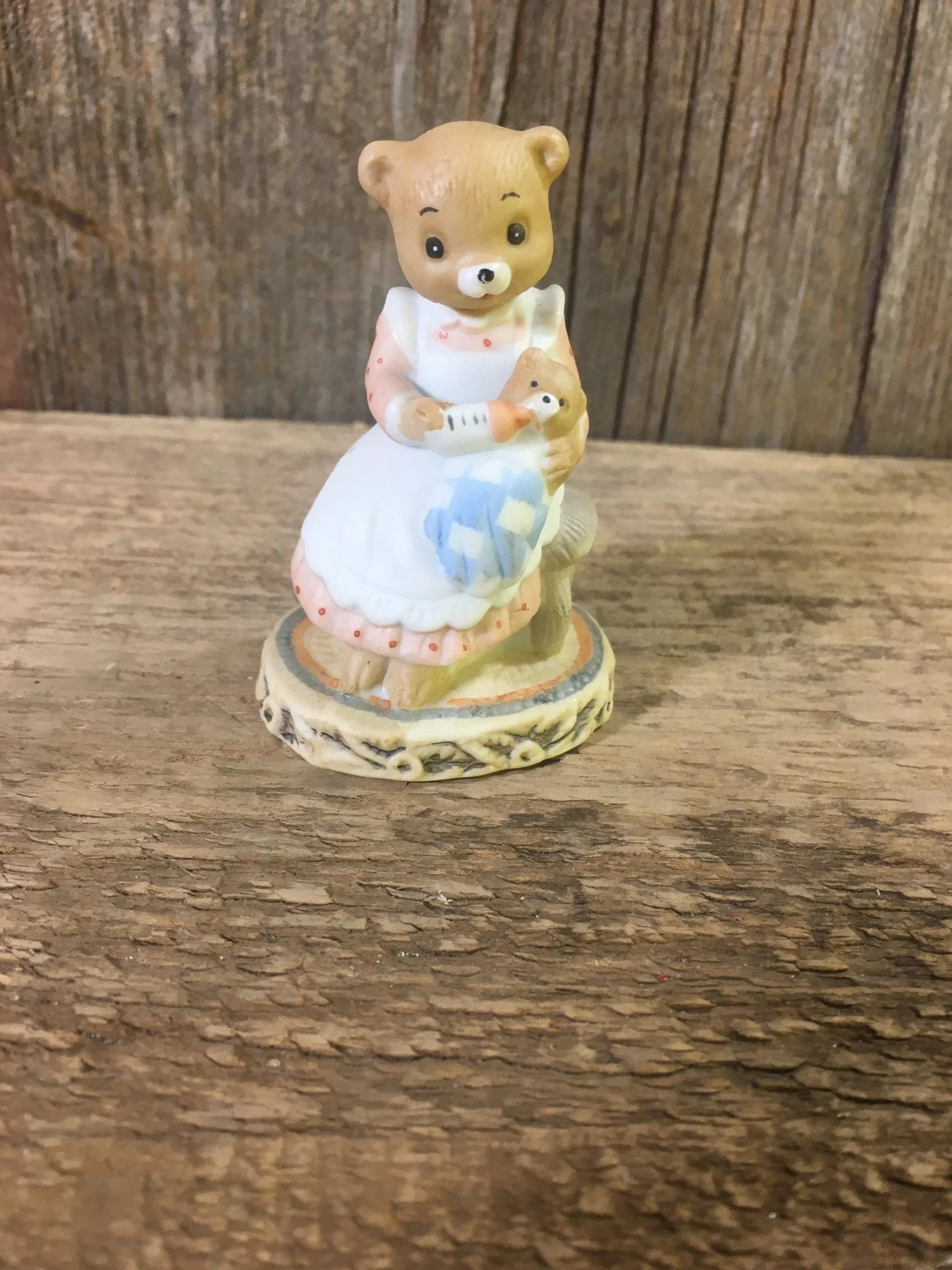 Honey Bears By Geo Z Lefton Co Mommy And Baby Bear