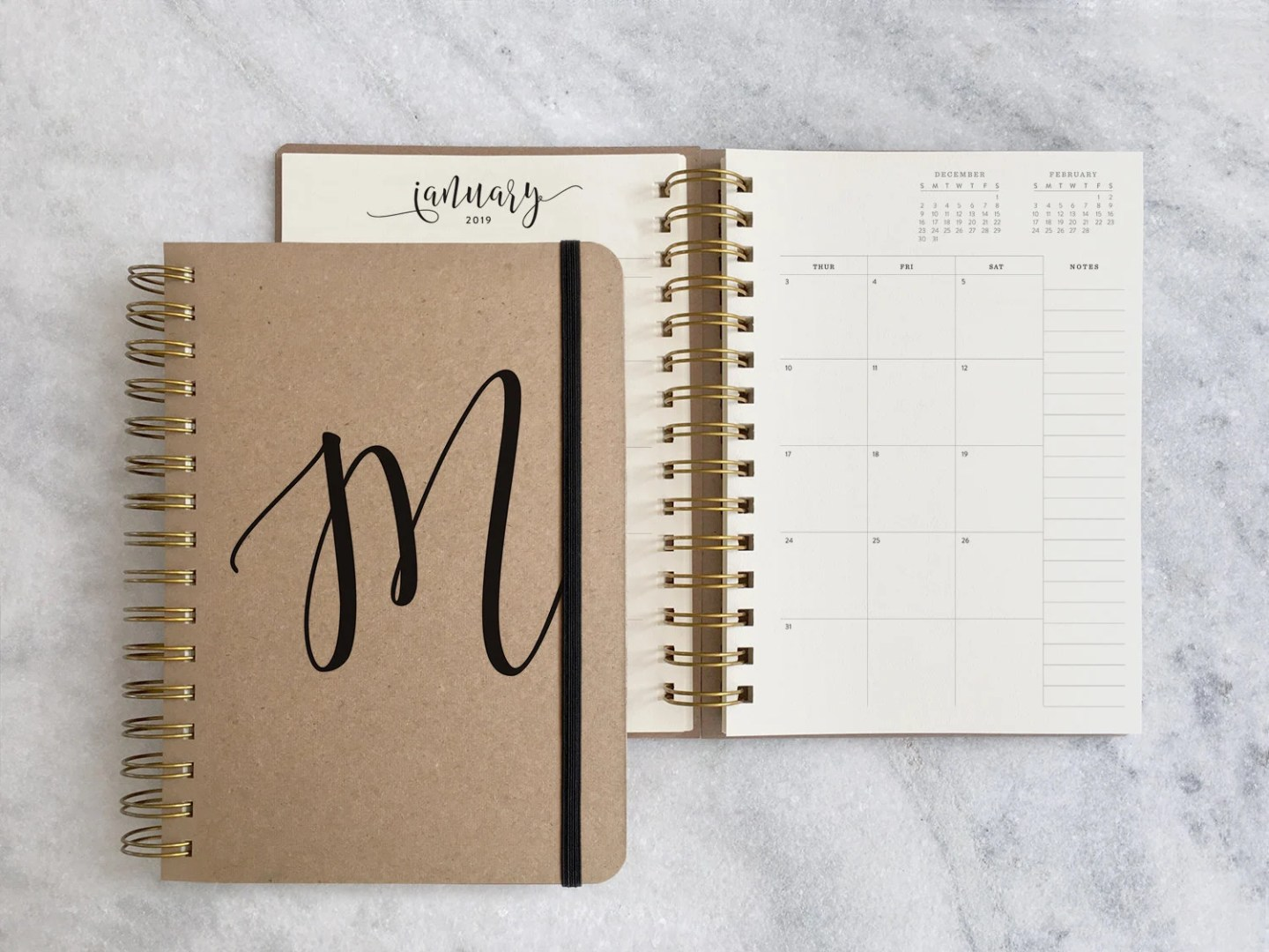 Customized Planner