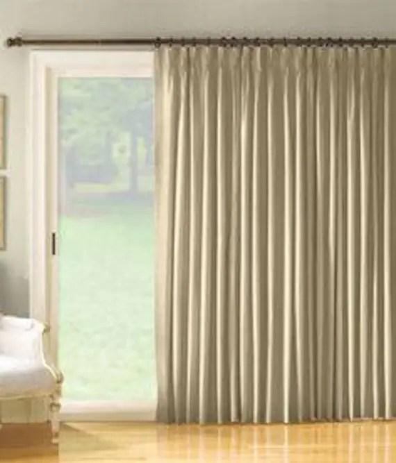 sliding glass door curtains patio door curtains sliding door etsy