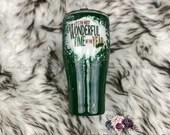 The Most Wonderful Time of the Year Tumbler Custom Christmas Cup Customized Custom Holiday Gift for Her