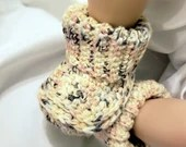 Baby Booties Size 3-6 Months