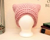 Crochet Kitty Slouch