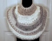 Sweater Cowl in 'Earl Gray'