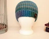 Messy Bun Hat in 'Tidal'