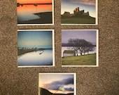 Scotland Through Light Greetings Cards - Set 2