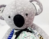 PREEMIE Memory Koala, keepsake koala, plush koala, newborn gift, bereavement gift, memory koala, memory koala