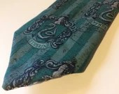 Slytherin Necktie, Harry Potter Necktie