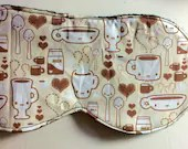 Coffee Cup Sleep Mask, Co...