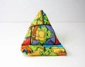 Teenage Mutant Ninja Turtles Cell Phone Stand, fabric electronics stand, cell phone stand, tablet stand