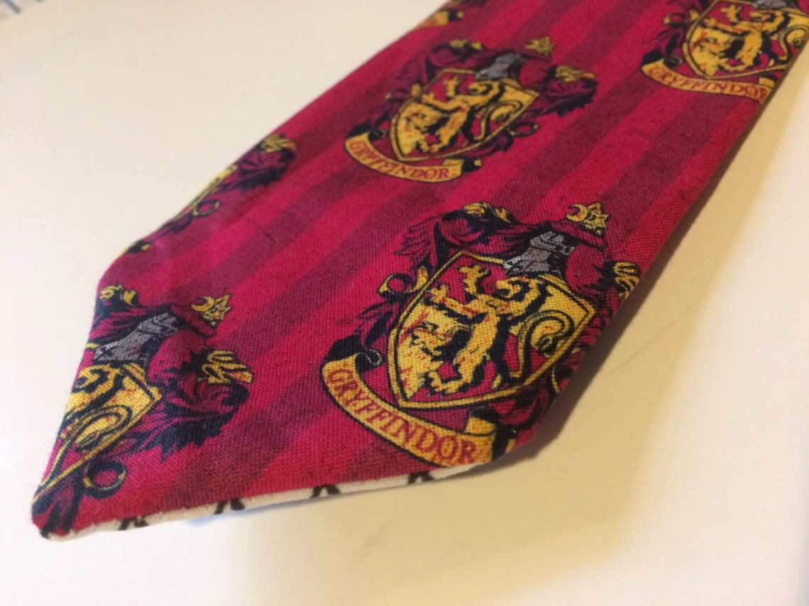 Gryffindor Necktie, Harry...
