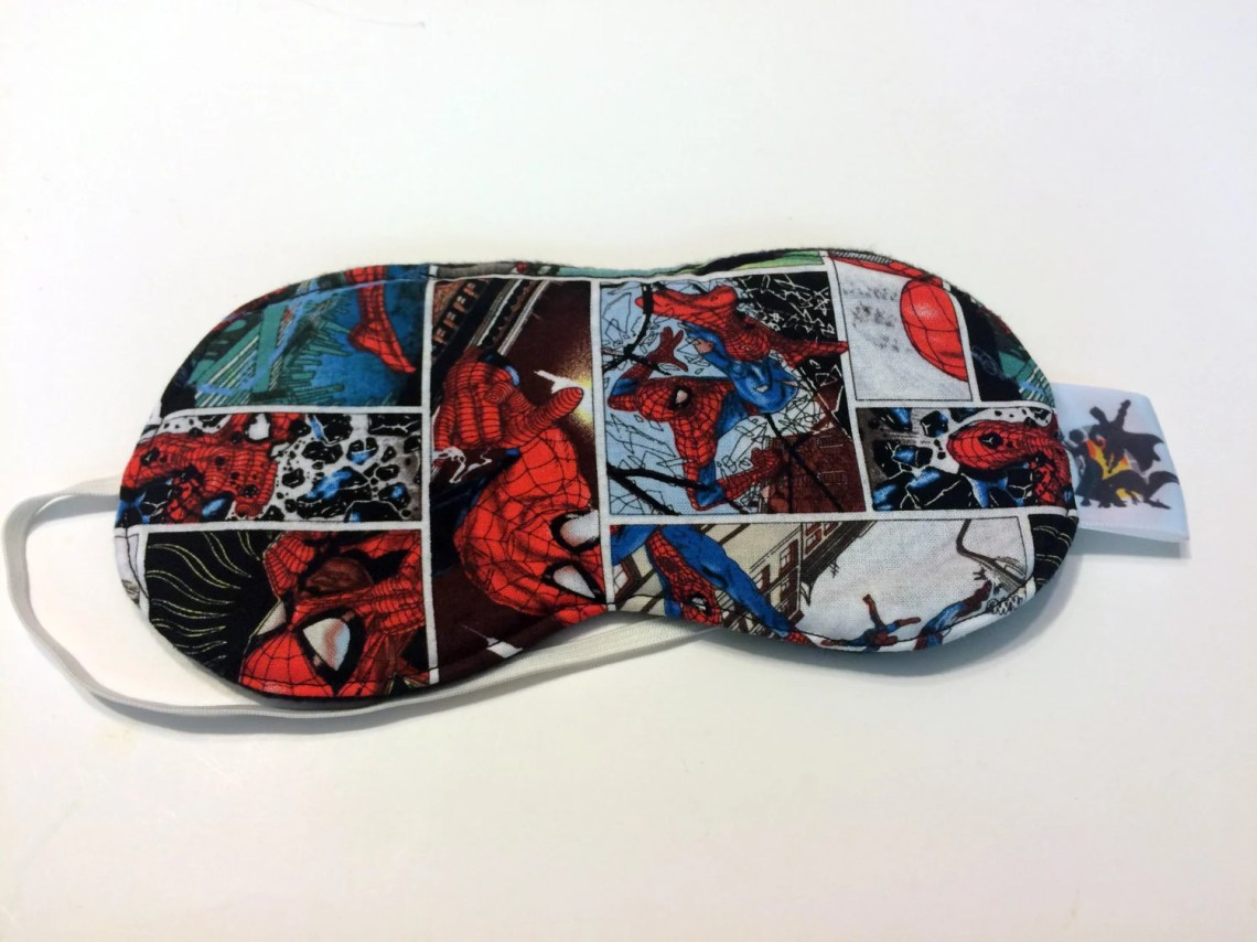 Spider-Man Sleep Mask, co...