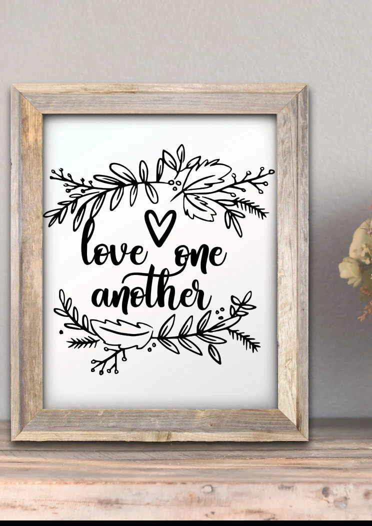 Download Love one another svg christian svg jesus svg bible verse ...