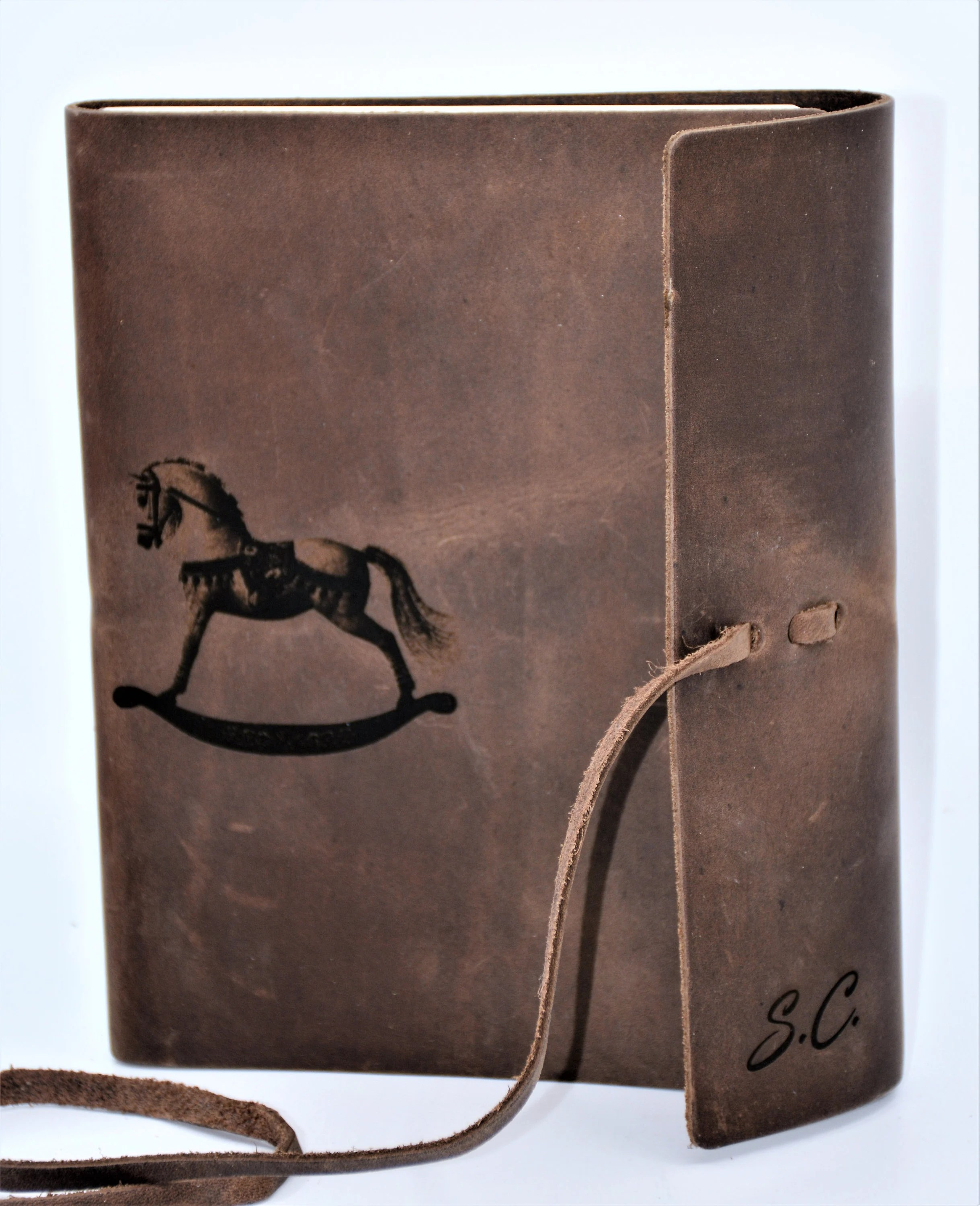 Premium Leather Journal Personalized Custom Engraved image 7
