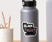 Blm Heart You Stickers