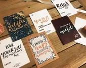 Galentine Wine Cards / PRINTED / Valentine's Day / Valentines / Girlfriend / Had me at merlot / netflix + chardonnay / naps + mimosas / ship