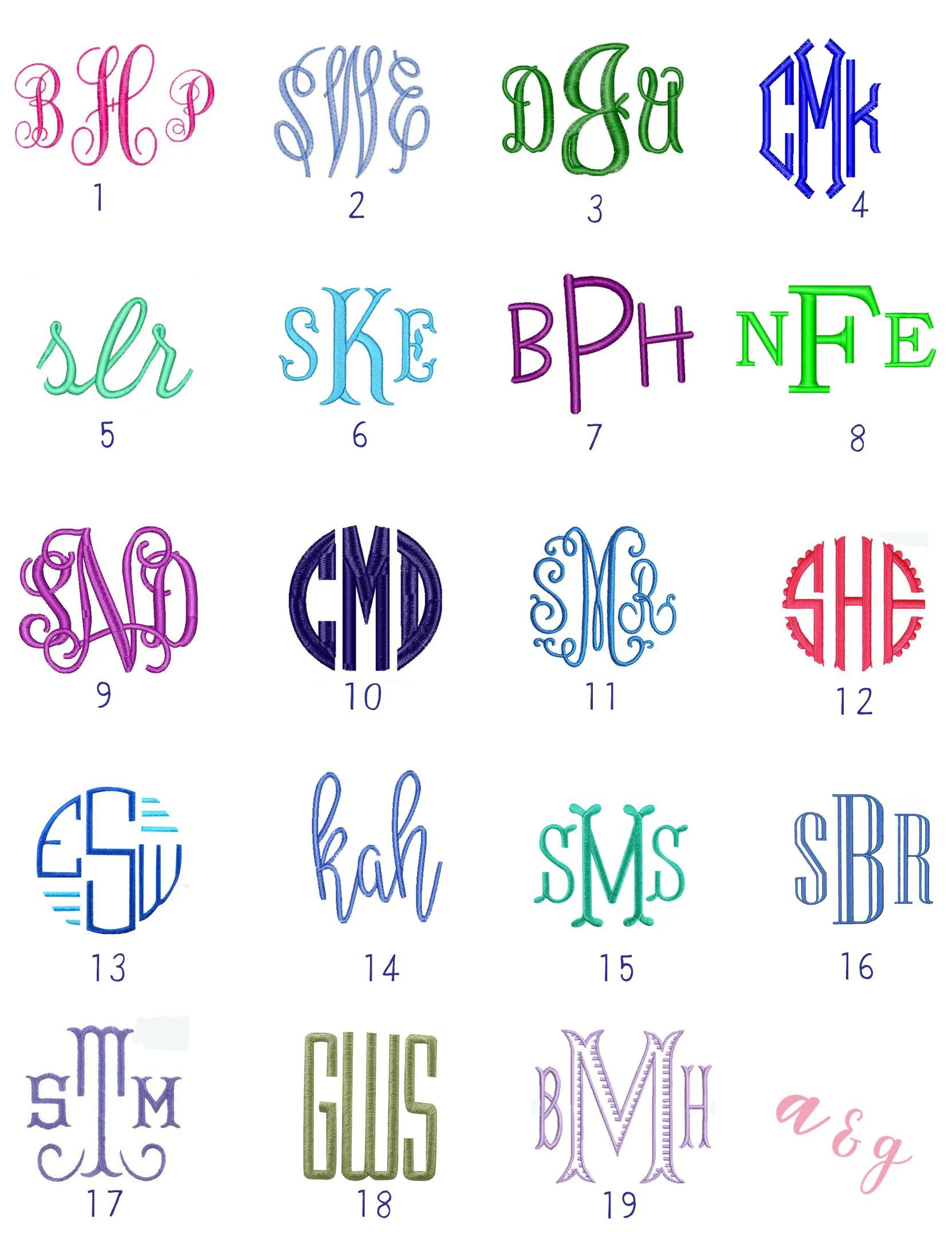 FREE Shipping  Monogram Pullover  Personalized Quarter Zip image 7