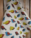 Christmas Gift Bird Tea Towel Housewarming Gift Kitchen Towel Etsy