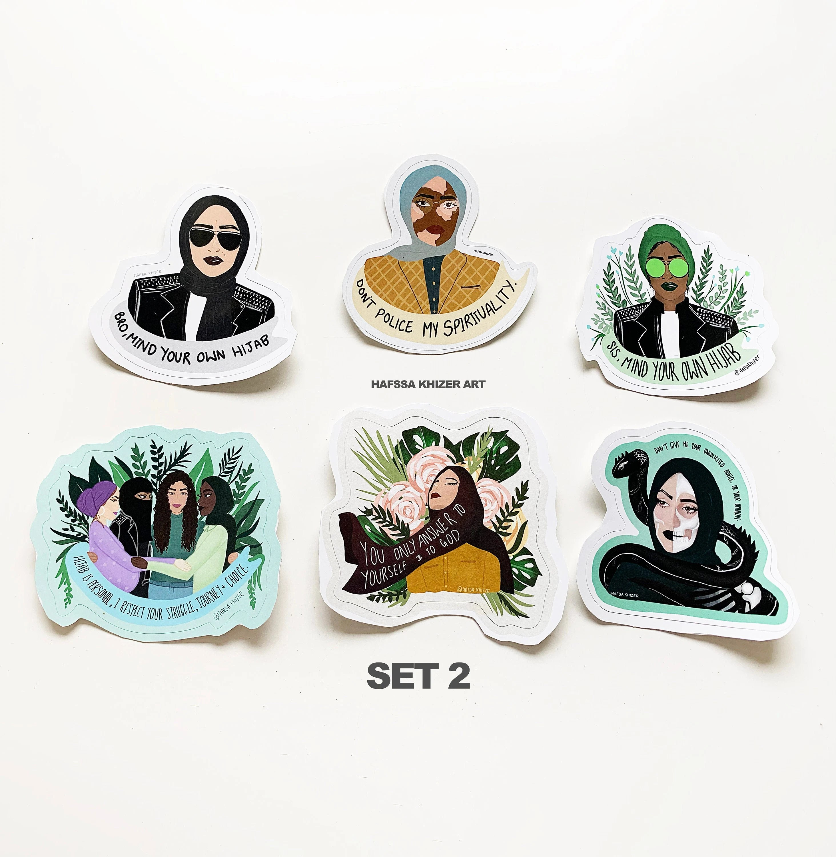 In 2006, radicals in gaza have been accused of attacking or threatening. Hijabi Islamic Stickers Set Hijabi Laptop Stickers Radical Etsy