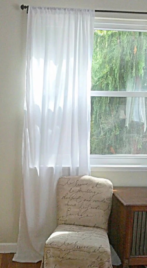 outdoorsy curtains cottage organic