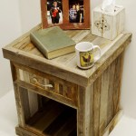 Farmhouse Style Barnwood Night Stand Rustic Bedroom Furniture Sets Night Tables With Drawers Cool Unique Solid Wood Western Nightstands