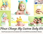 Reborn Babies - Custom Reborn Baby - Change Kit - Previous Purchase Is  REQUIRED