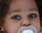 "Order Today For FREE Bonus Preemie! Custom Reborn Babies - Mia By Conny Burke. 28"" 8-10 lbs Full Limbs"
