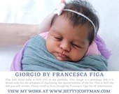 "CuStOm ReBoRn Giorgio by Francesca Figa (20""+Full Limbs)"