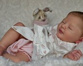 "Custom Reborn Babies - Dallas By Dawn McLeod Full Limbs 21"" 6-9 lbs"