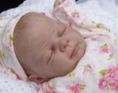 CUSTOM ORDER/Made To Order Reborn Doll Baby Girl or boy  Angel By Shawna Clymer 18 inches 3/4 Limbs 4-6 lbs (Reborn Babies)