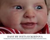 "FREE Bonus Baby!  **Read Item Details** CuStOm ReBoRn BaBy Dany By Iveta Eckertova (22""+Full Limbs)"