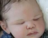 CUSTOM MADE Reborn Doll Baby Girl or boy  Alexa by Jamie Lynn Powers 22 inches 5-7 lbs  Full Limbs (Reborn Babies)