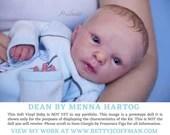 """Brand New CuStOm ReBoRn Dean by Menna Hartog (18""""+Full Limbs)"""