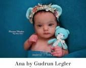 "CuStOm ReBoRn Ana by Gudrun Legler (19""+Full Limbs)"