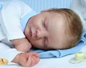 CUSTOM ORDER Reborn Doll Baby Girl or boy Realborn®  Reese Full Limbs 20 Inches 4-6 lbs You Choose All Details Layaway Available!