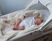 CUSTOM ORDER Reborn Doll Baby Girl or boy Realborn®  Priscilla Full Limbs 18 Inches 4-6 lbs You Choose All Details Layaway Available!