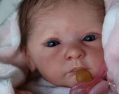 SPECIAL OFFER! Buy One Get One 25% Off! Custom Reborn Babies - Malea by Gudrun Legler 20 inches   3/4 arms full legs 5-8 lbs