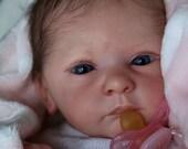 Order Today For FREE Bonus Preemie! Custom Reborn Babies - Malea by Gudrun Legler 20 inches   3/4 arms full legs 5-8 lbs