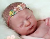 CUSTOM ORDER Reborn Doll Baby Girl or boy Realborn® Aria Sleeping 17 inches Full limbs  4-6 lbs You Choose All Details Layaway Available!