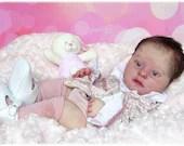 Reborn Babies - Custom Reborn Baby - Realborn® Patience Awake 21 inches Full Limbs &  Custom .Custom Reborn Baby Doll. Vinyl.