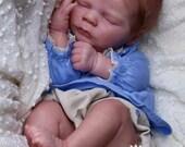 Order Today For FREE Bonus Preemie! Custom Reborn Babies - Realborn®Charles 20 inches   full limbs 5-7 lbs
