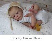 CuStOm Roux by Cassie Brace (18 Inches + Full Limbs)